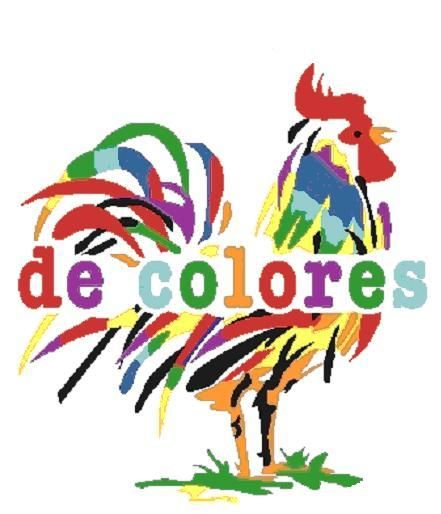Decolores Rooster
